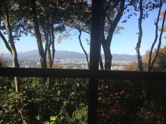 京都の紅葉~吉田山_e0152493_23111634.jpg
