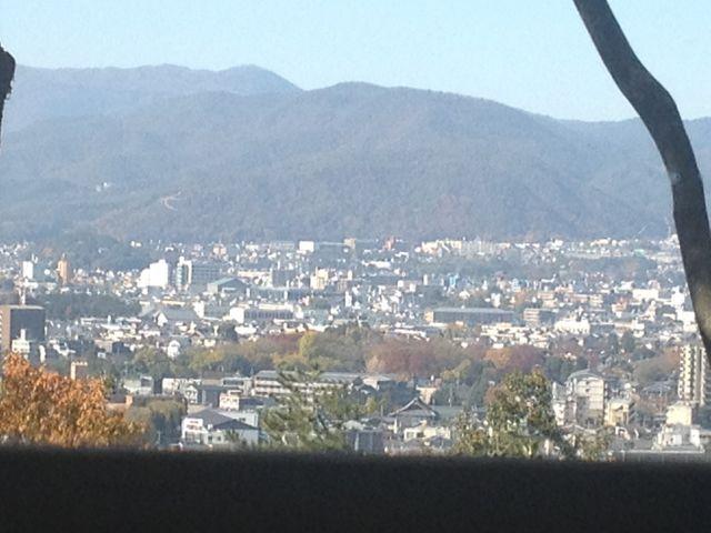 京都の紅葉~吉田山_e0152493_23112099.jpg