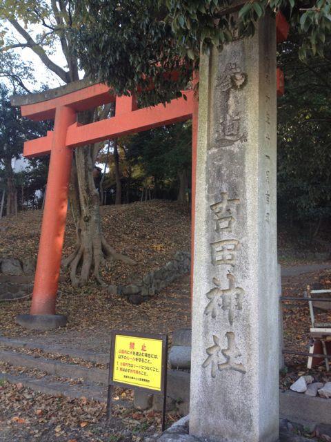 京都の紅葉~吉田山_e0152493_23113099.jpg