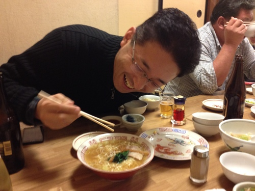 仙台の餃子の八仙_e0054299_16264381.jpg