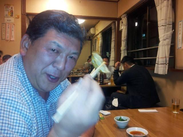 仙台の餃子の八仙_e0054299_16282954.jpg