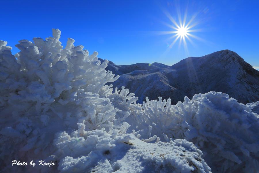積雪の九重朝駆け_a0097006_23511285.jpg