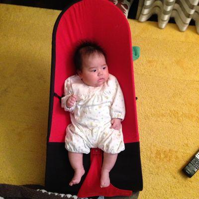 シオン2歳3ヶ月、みつき2ヶ月_e0253026_1362728.jpg