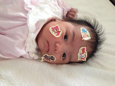 シオン2歳3ヶ月、みつき2ヶ月_e0253026_1362778.jpg
