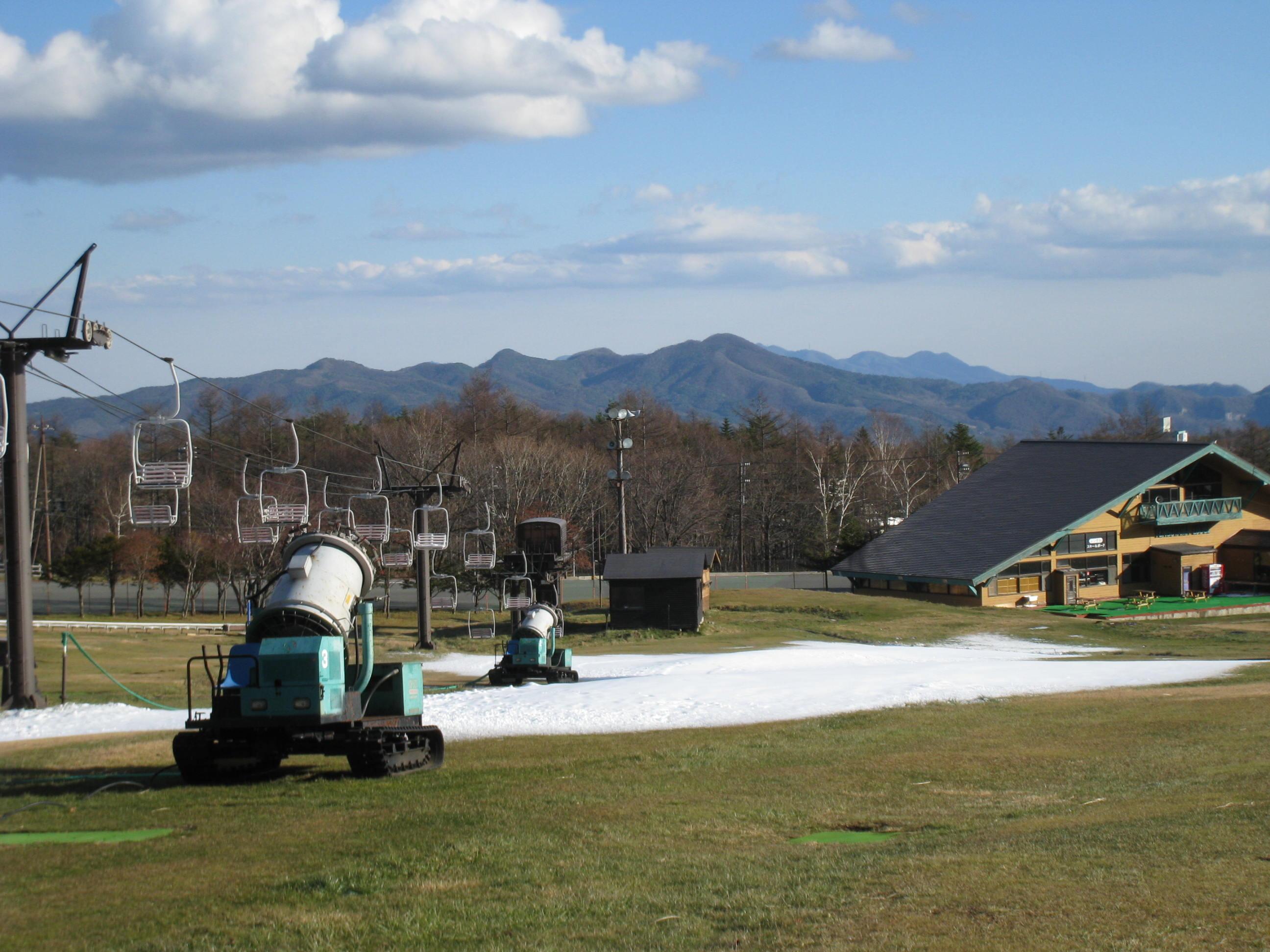 今日の草津国際スキー場_a0057828_1844377.jpg