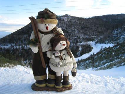 今日の草津国際スキー場_a0057828_18575896.jpg