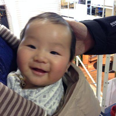 ama BABY!! けいと君\(^o^)/_e0120789_22492944.jpg