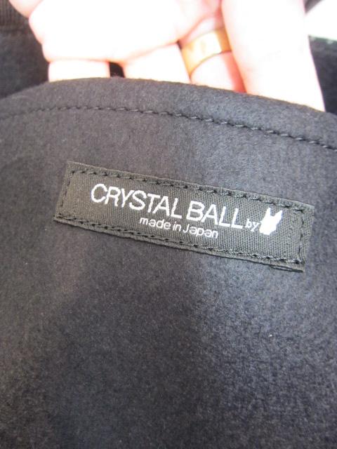 クリスタルボール Crystal Ball Colorful Peace Bags _e0076692_11404358.jpg