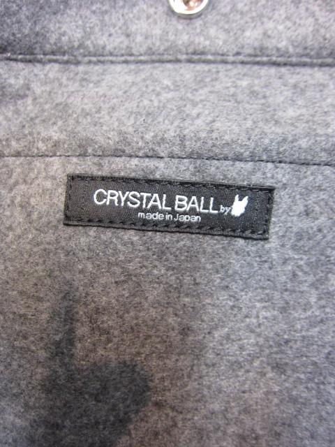 クリスタルボール Crystal Ball Colorful Peace Bags _e0076692_11413358.jpg