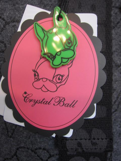 クリスタルボール Crystal Ball Colorful Peace Bags _e0076692_1142766.jpg