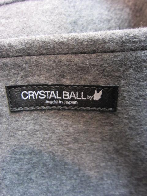 クリスタルボール Crystal Ball Colorful Peace Bags _e0076692_1143094.jpg