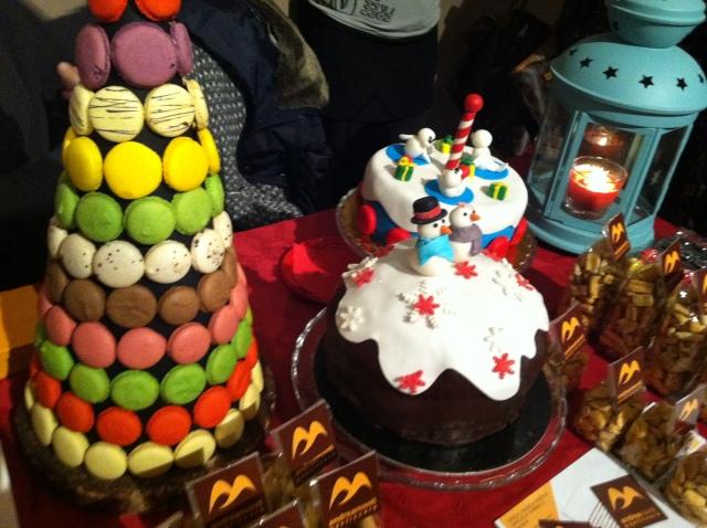 クリスマス菓子 パネットーネのイベント♡ Una Mole di Panettoni_b0246303_22121739.jpg