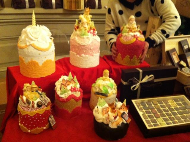クリスマス菓子 パネットーネのイベント♡ Una Mole di Panettoni_b0246303_22130098.jpg