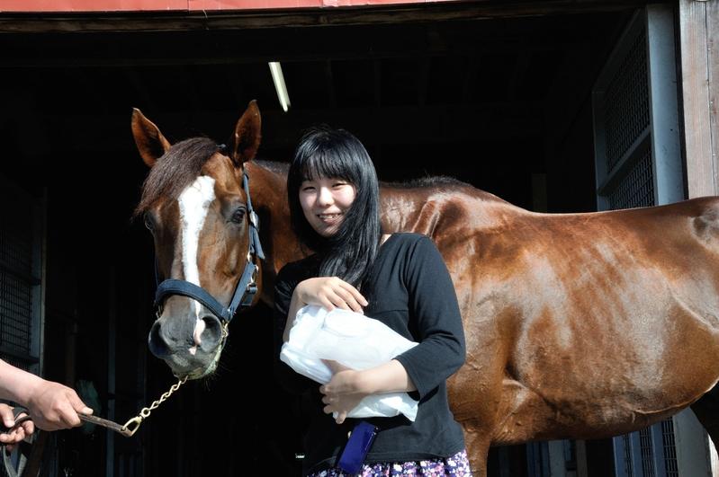 エスポワールシチーは新冠で種牡馬ですよ!!_f0053218_2032142.jpg
