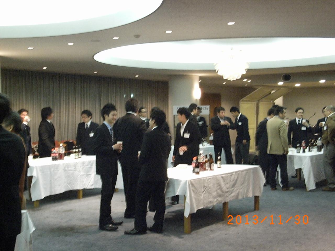 平成25年11月30日(土)北九州支部総会・懇親会_f0184133_14551159.jpg