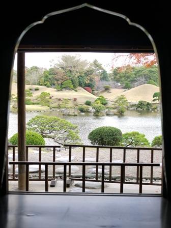 水前寺成趣園 熊本市中央区水前寺公園。_a0143140_073164.jpg