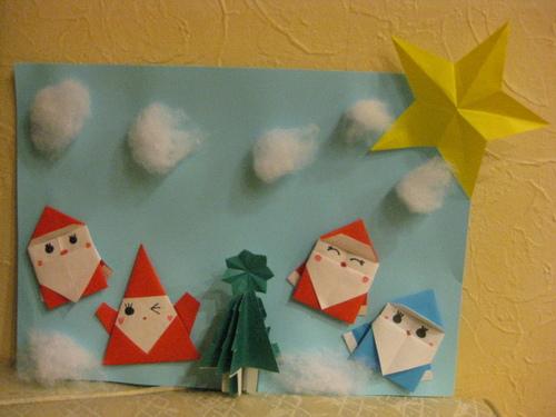 もうすぐクリスマス☆_e0163042_1982477.jpg