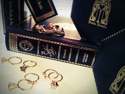 Xmas giftに...♡【Matina Amanita】 bykayo_f0053343_18141141.jpg