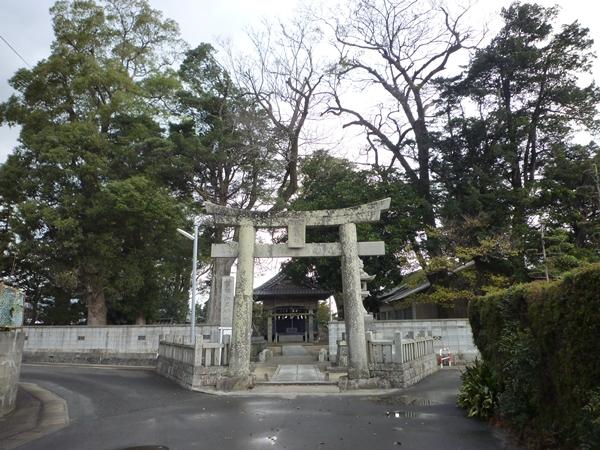 細石神社(1)磐長姫と木花開耶姫を祀る宮 : ひもろぎ逍遥