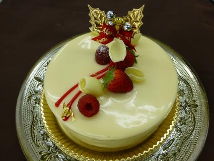 クリスマスケーキ受付開始!_e0316061_128527.jpg