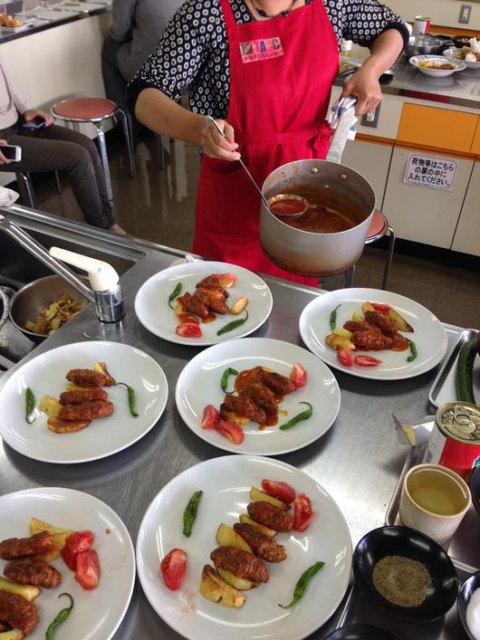 トルコ料理コンテスト 最終審査_d0291764_2203619.jpg