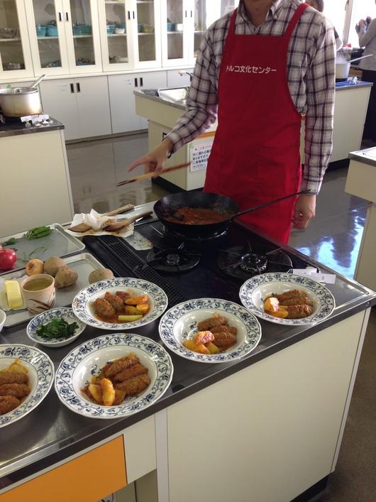 トルコ料理コンテスト 最終審査_d0291764_2205316.jpg