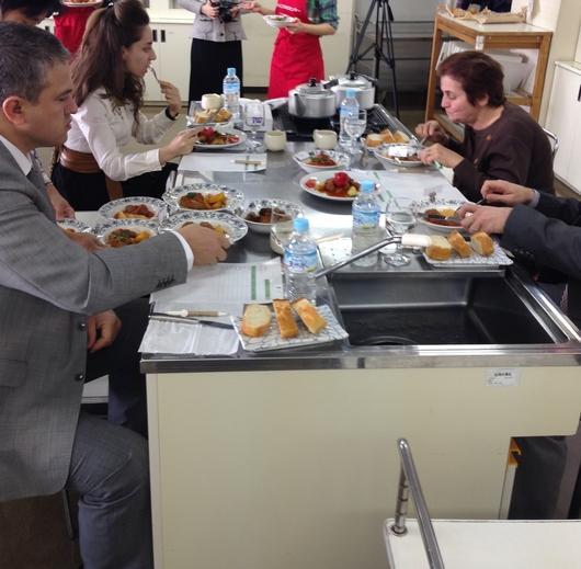 トルコ料理コンテスト 最終審査_d0291764_2222657.jpg