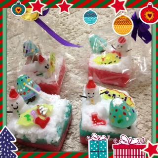 クリスマスキャンドルづくり_a0285570_0381198.jpg