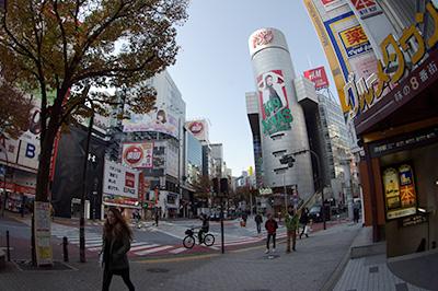 12月2日(月)の渋谷109前交差点_b0056983_11164940.jpg