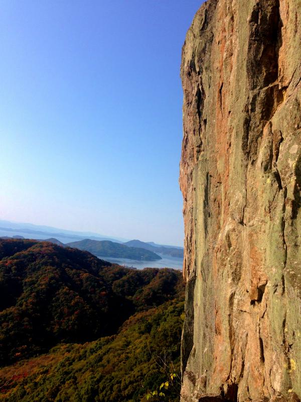 Mountain Running in  Shodoshima 小豆島 Day.2_b0220886_10454966.jpg