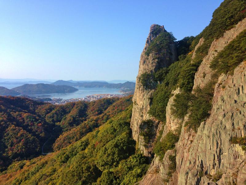 Mountain Running in  Shodoshima 小豆島 Day.2_b0220886_10521419.jpg
