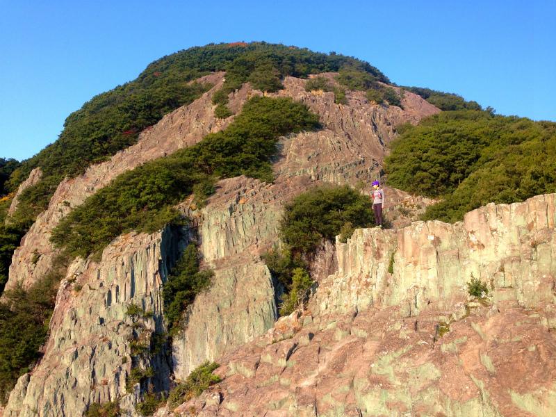 Mountain Running in  Shodoshima 小豆島 Day.2_b0220886_10522398.jpg