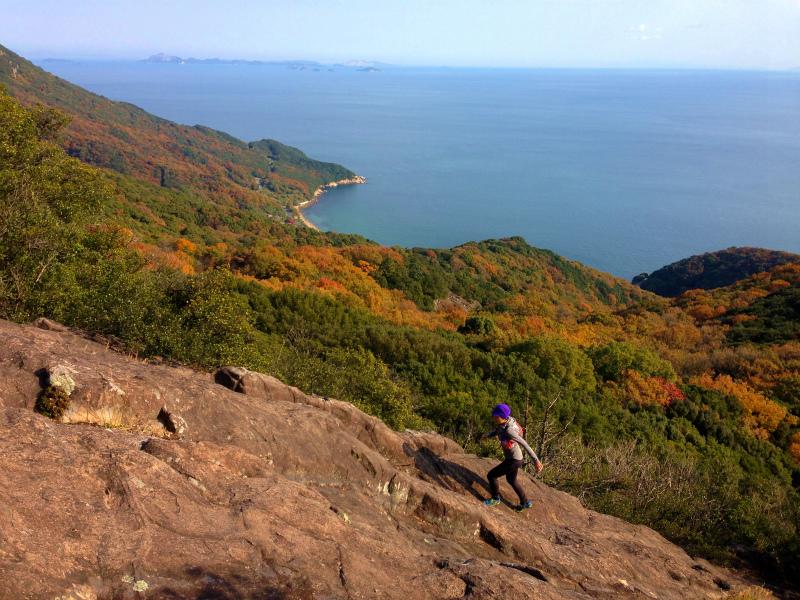 Mountain Running in  Shodoshima 小豆島 Day.2_b0220886_10585258.jpg