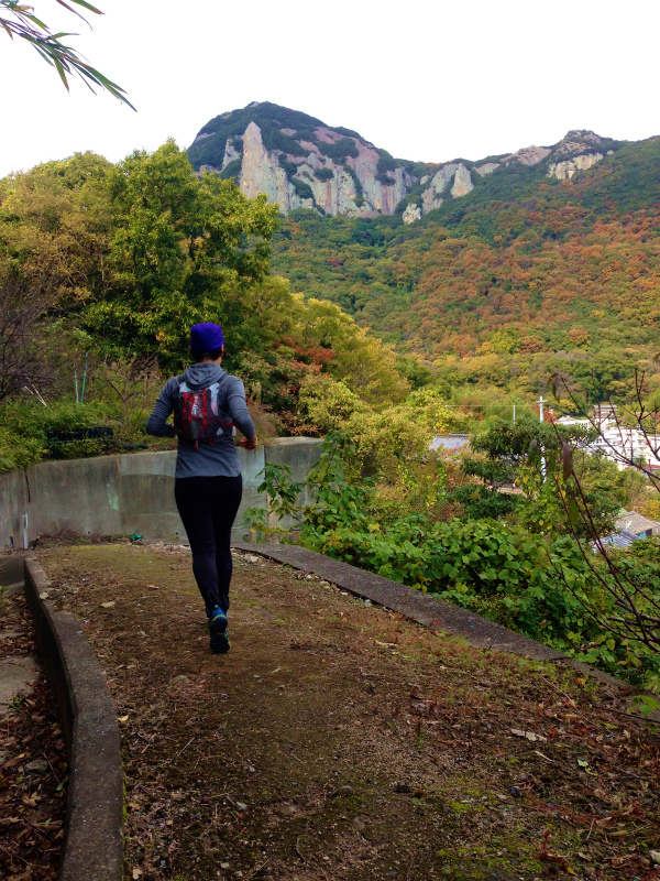 Mountain Running in  Shodoshima 小豆島 Day.2_b0220886_11103454.jpg