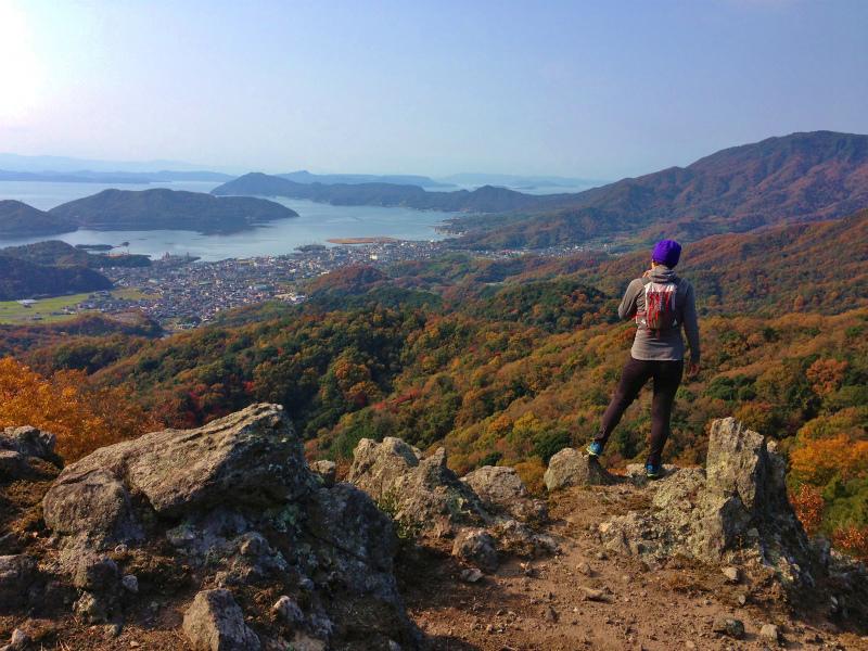 Mountain Running in  Shodoshima 小豆島 Day.2_b0220886_1111498.jpg