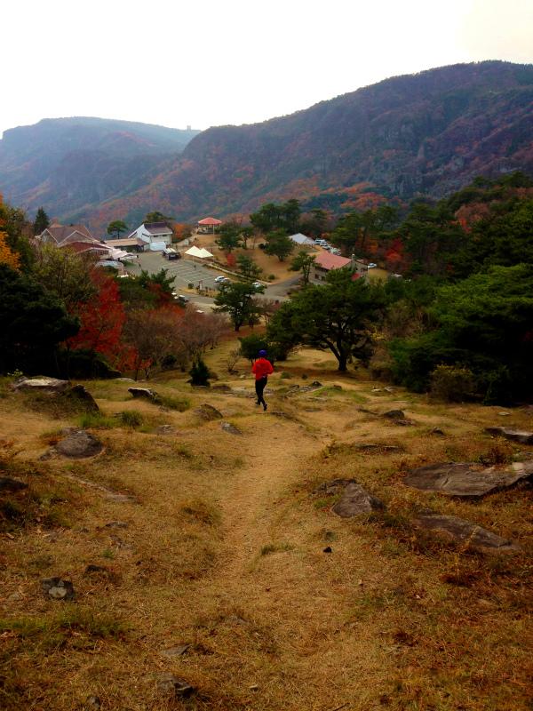 Mountain Running in  Shodoshima 小豆島 Day.2_b0220886_11212221.jpg