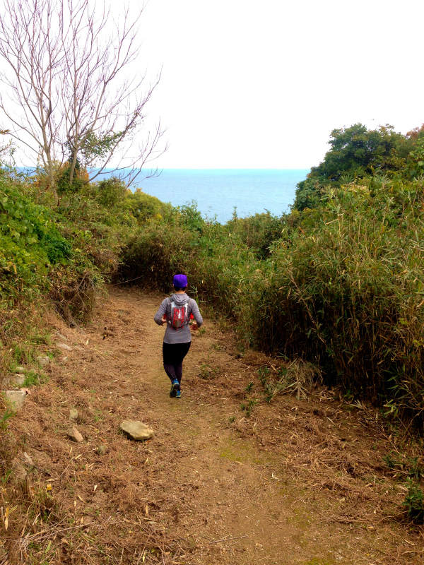 Mountain Running in  Shodoshima 小豆島 Day.2_b0220886_1191491.jpg