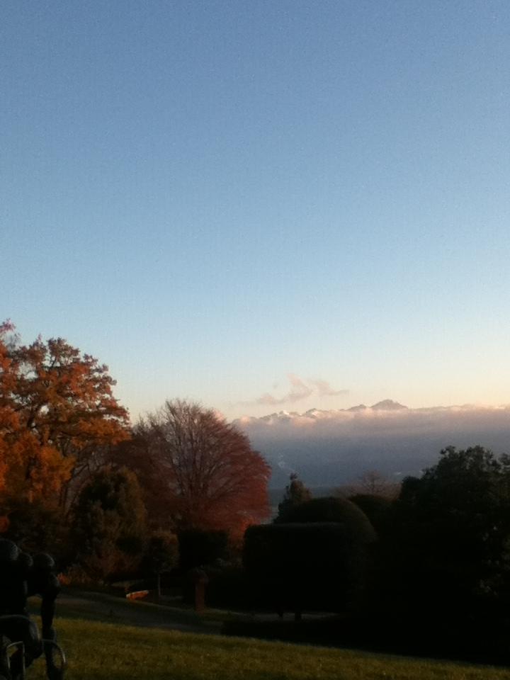 スイス、ローザンヌからの眺め_f0186096_15591912.jpg