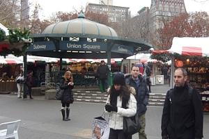NY ユニオン・スクエアのホリデー・マーケット 2013_b0007805_1582259.jpg
