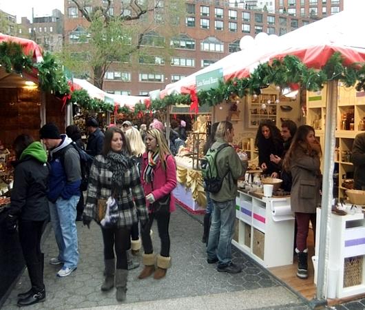 NY ユニオン・スクエアのホリデー・マーケット 2013_b0007805_6343630.jpg
