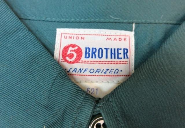 アメリカ仕入れ情報#3 50'S デッドストック 5BROTHER&70'S ネルシャツ _c0144020_1251586.jpg