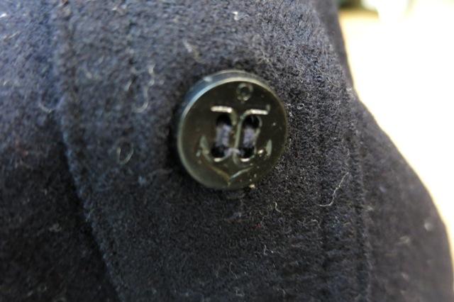 アメリカ仕入れ情報#6 WWⅡ ONE POCKET U.S NAVY C.P.Oシャツ!_c0144020_13291036.jpg