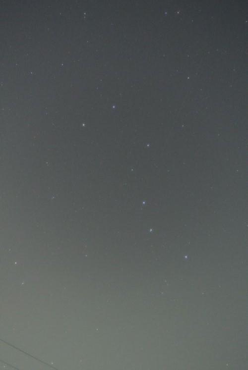 今朝のラブジョイ彗星、北斗七星、しし座&火星_e0089232_06161481.jpg