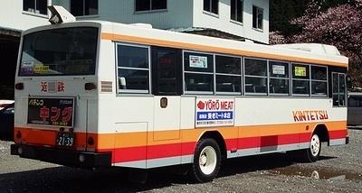 名阪近鉄バスのレインボー2題_e0030537_062933.jpg