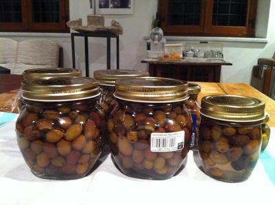 オリーブの塩水漬け(olive in salamoia)_d0136540_824893.jpg
