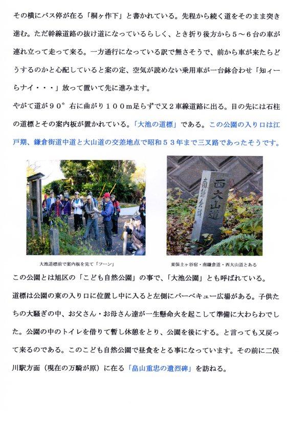 鎌倉街道中道ウォーク7回目の報告_a0215849_181878.jpg