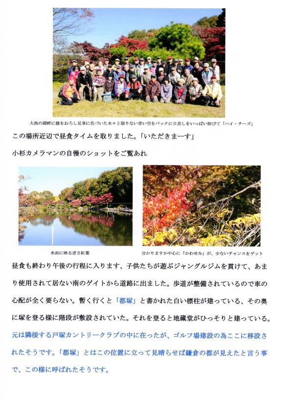 鎌倉街道中道ウォーク7回目の報告_a0215849_1819830.jpg