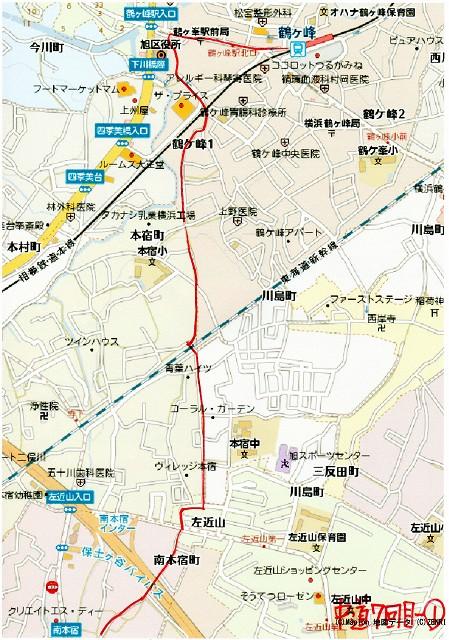 鎌倉街道中道ウォーク7回目の報告_a0215849_18211077.jpg