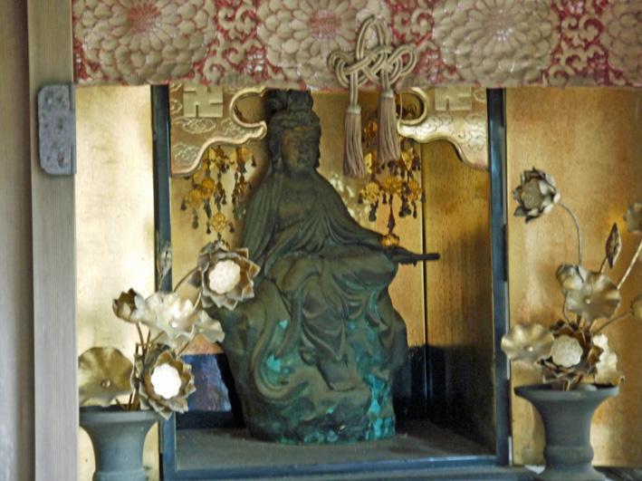 華厳寺に発願の成就を報告:団塊サミットin Gifu 2013③_c0014967_13523540.jpg