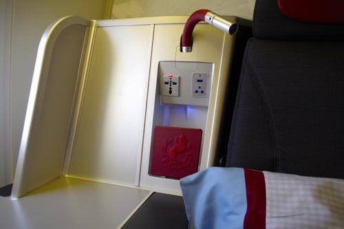 オーストリア航空ビジネスクラス_b0141474_2465799.jpg